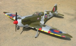 Spitfire 120 - BH039 - Click for details