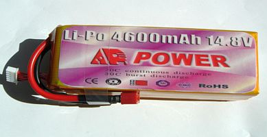AP-Power LIPO Battery 20-C